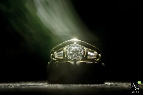 WA Wellspring SpaWedding Venue Image - Ring Detail Photo