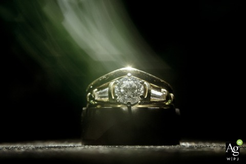 WA Wellspring Spa	Wedding Venue Image - Ring Detail Photo