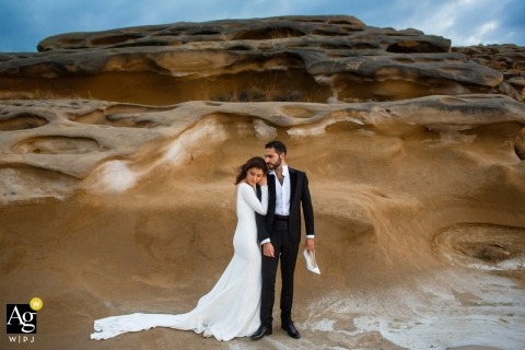 Kyrenia, Cyprus - Korineum Golf Resort | wedding day couple shooting Cappadocia
