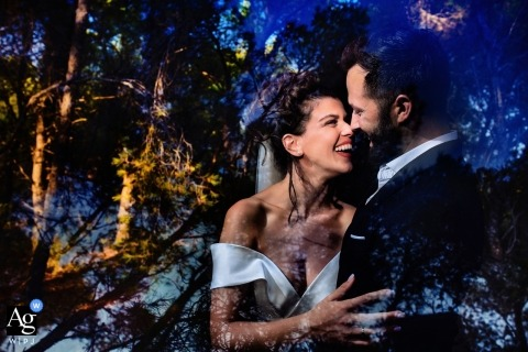 Athens, Greece wedding portrait photographer: A day full of love, laughing and happiness!