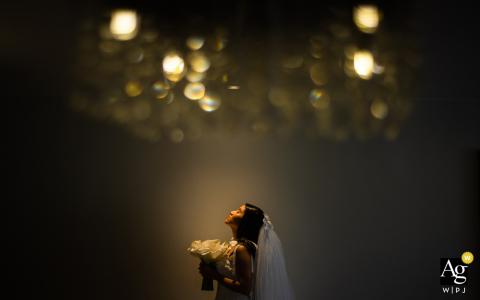 Retrato Artístico da Noiva de Alagoas em sua casa