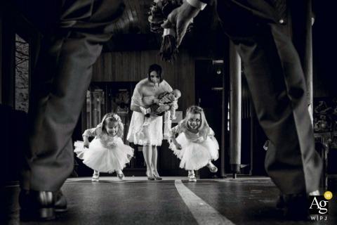 Sven Soetens es un fotógrafo artístico de bodas para