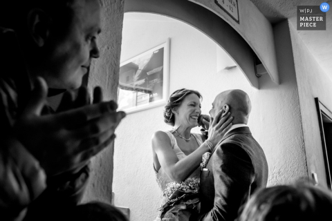 Overijssel wedding ceremony - Netherlands wedding photojournalism