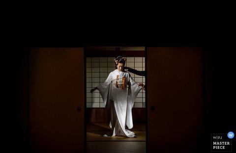 Tokyo bride before the wedding - Kanto Region wedding photo