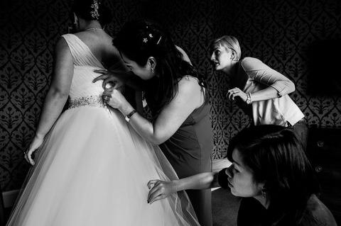 Fotografo di matrimoni Richard Howman di Somerset, Regno Unito
