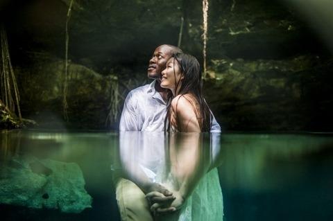 Photographe de mariage Alessandro Banchelli de Quintana Roo, Mexique