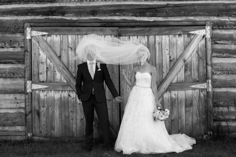 Photographe de mariage Dorota Karpowicz d'Alberta, Canada