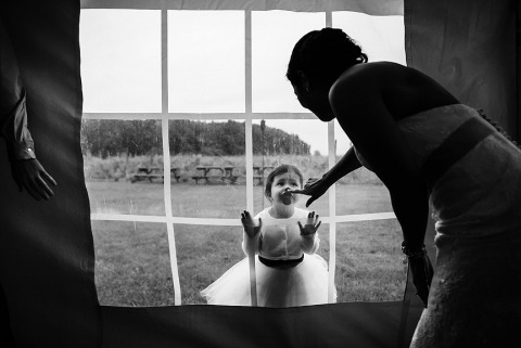 佛蒙特州,美國的婚禮攝影師Jacob Hannah