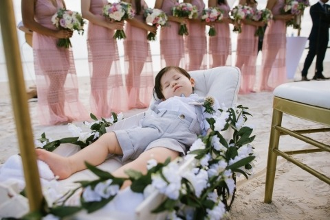 墨西哥金塔納羅奧州的婚禮攝影師Erik Shenko