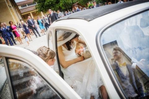 Huwelijksfotograaf Luca Fabbian van Vicenza, Italië