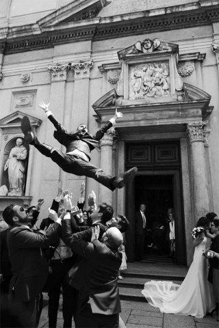 Huwelijksfotograaf Matteo Reni uit Varese, Italië