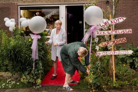 Wedding Photographer Natalja van Ommeren of Zuid Holland, Netherlands