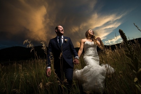 Wedding Photographer Jesse La Plante of Colorado, United States