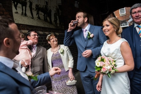 Wedding Photographer Helen Batt of Kent, United Kingdom