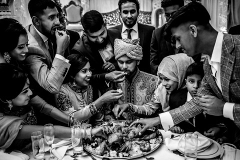 Wedding Photographer Hassan Suffyan of Essex, United Kingdom