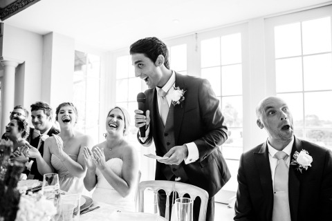 Wedding Photographer Paul Tansley of Hampshire, United Kingdom