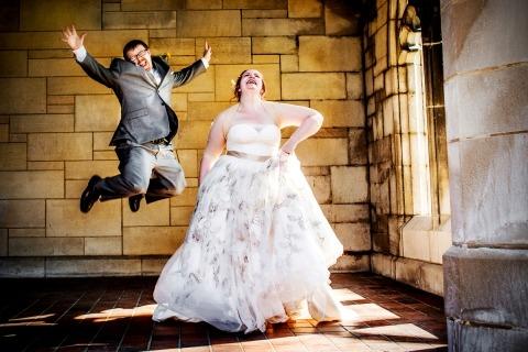 Photographe de mariage Allison Williams d'Illinois, États-Unis