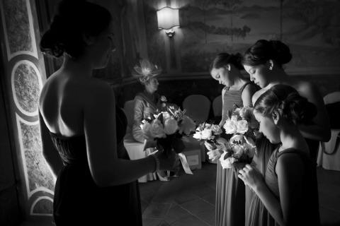 Fotografo Matrimonio Angelo Governi di Siena, Italia
