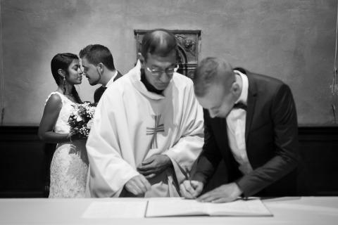 Hochzeitsfotograf Louise Querin von, Frankreich