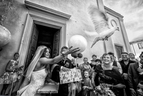 Wedding Photographer Alessandro Colle of Massa-Carrara, Italy