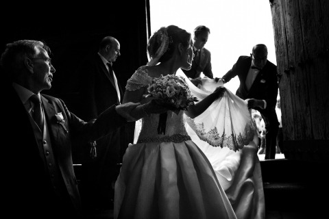 Wedding Photographer Virginia Gimeno of Madrid, Spain