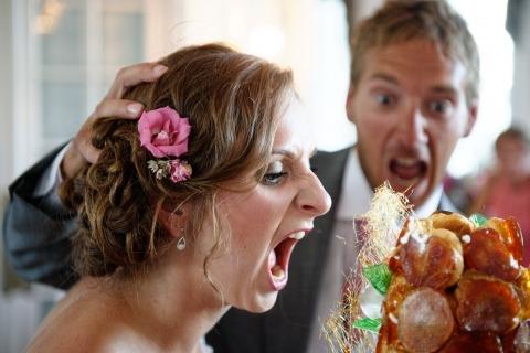 Huwelijksfotograaf David Page of, Frankrijk
