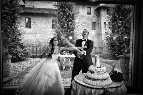 Huwelijksfotograaf Ilario Scotti uit Lodi, Italië