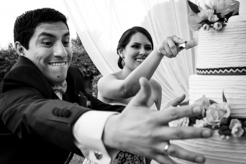 Huwelijksfotograaf Omar Berr uit Lima, Peru