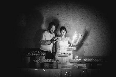 Huwelijksfotograaf Laurence Ettori-Michel van Valais, Zwitserland
