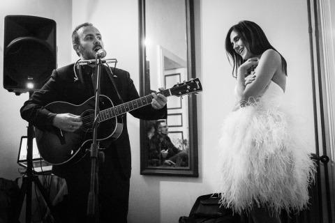 Huwelijksfotograaf Claudio Valerio uit, Italië
