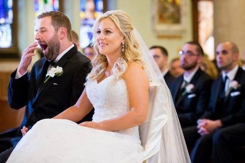 Documentaire huwelijksfotograaf in New Jersey