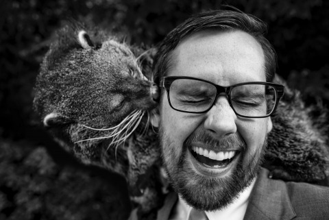 Huwelijksfotografie in Ohio en Columbus door fotojournalist Bryan Surgener