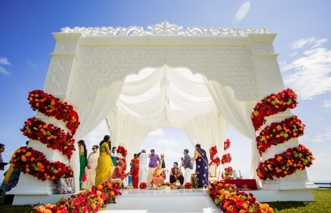 Wedding Photographer of India Destination Weddings
