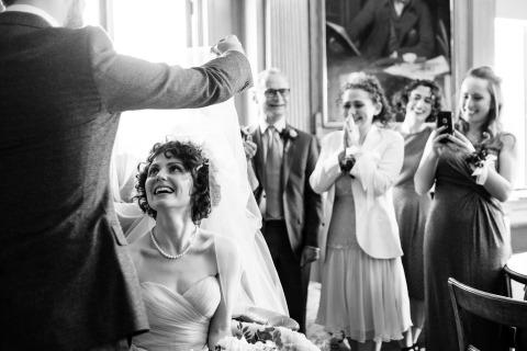Hochzeitsfotografin Marianne Chua aus, Vereinigtes Königreich