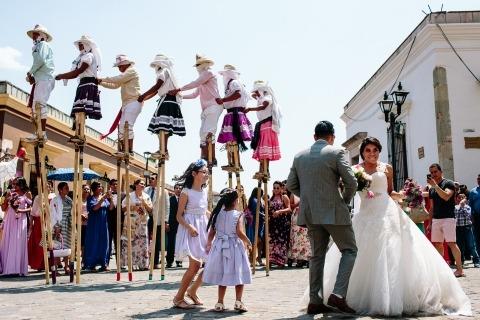Hochzeitsfotograf Nikhol Esteras von Oaxaca, Mexiko