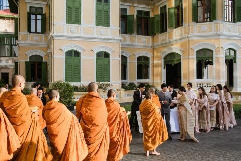 Hochzeits-Fotograf Ackapol Dhuamrearngrom von, Thailand
