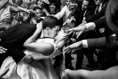 Hochzeitsfotograf Toni Miranda von Alicante, Spanien