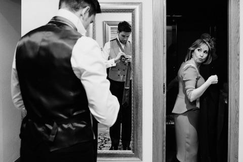 Wedding Photographer Monika Zaldo of Guipuzcoa, Spain