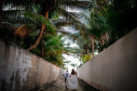 La fotógrafa de bodas Melissa Mercado de Quintana Roo, México