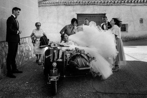 Fotógrafo de bodas Rocio Vega Roa de León, España