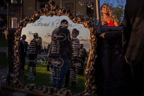 Fotógrafa de bodas Donatella Barbera de Firenze, Italia