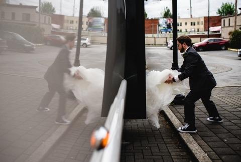 Huwelijksfotograaf Justine Boulin uit British Columbia, Canada