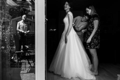 La fotógrafa de bodas Isabelle Hattink de Zuid Holland, Países Bajos