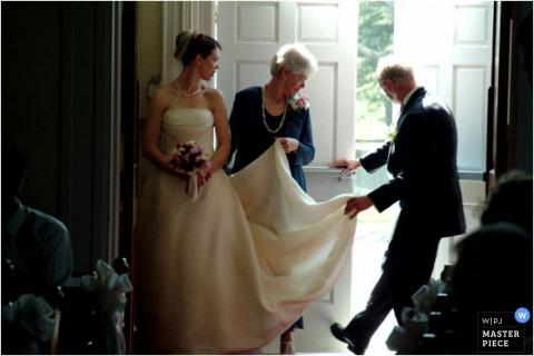 Wedding Photographer Melissa Bonvini of ,