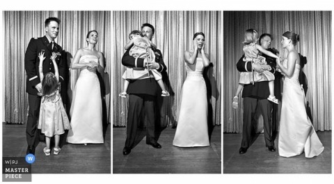Photographe de mariage Bill McCullough of Texas, États-Unis
