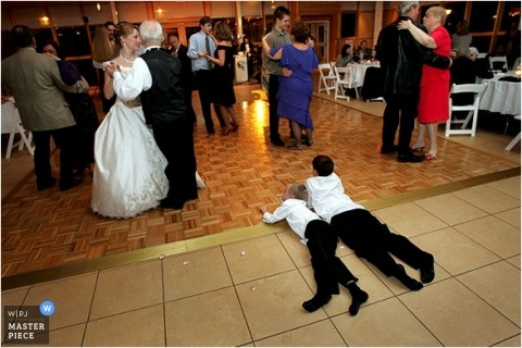 Photographe de mariage John Zich d'Illinois, États-Unis