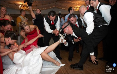 Wedding Photographer Todd Hougas of ,