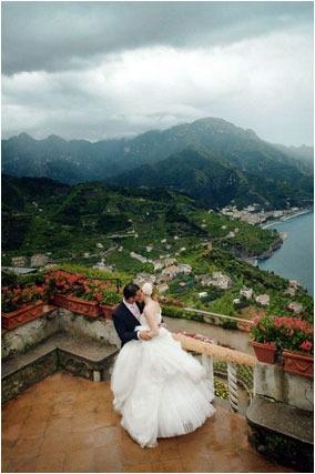 Wedding Photographer Joanne Dunn of Salerno, Italy