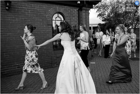 Wedding Photographer Paul Simpson of Dorset, United Kingdom