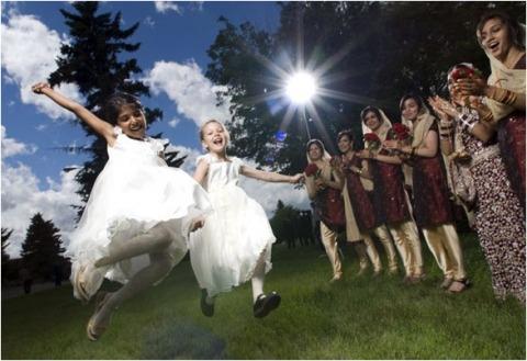 Photographe de mariage Buffy Goodman de l'Alberta, Canada